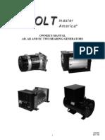 Voltmaster AB Manual