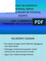 Ischaemic Neuropathy, Perpheral Nerve Tumours,Injury by Physical