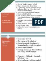 Economics Portfolio CFA L2 Qcfinance