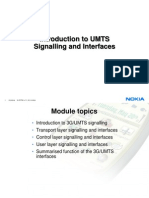 Introduction to UMTS Signalling and Interfaces_Oct2004_p