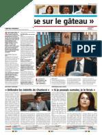 La Nouvelle Gazette - La Cerise Sur Le Gâteau - 10.06.14