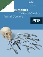 Instruments Craniomaxillo Facial Surgery996