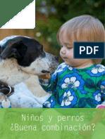 Niños y Perros, ¿Buena combinación?