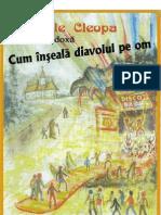Parintele Cleopa - Cum inseala diavolul pe om (SCANATA)