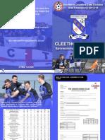 Sponsorship Programme - Finished