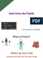 Asam Amino Dan Peptida