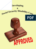 Developing a Social Security Disability Case