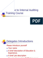 ISO 9001 Training Material