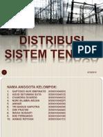 Distribusi Sistem Tenaga