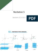 Recitation+5
