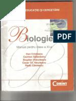 Manual Biologie Corint