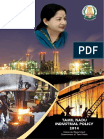 TN Industrial Policy 2014