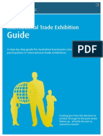 International Trade Exhibition Guide