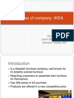 IKEA Strategic case study   analysis Ikea Presentation Template Ppt Ikea Case Study Powerpoint Presentation  Id        Templates