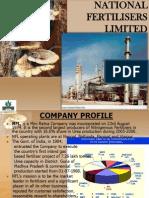 National Fertilisers Limited