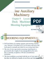 4 Mooring Equipment