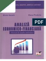 Carte Analiza economico-financiara