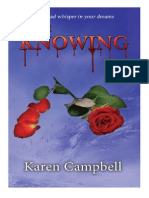The Knowing by Karen Campbell