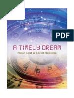 A Timely Dream (Hardback) by Fleur Lind & Lloyd Hopkins