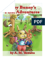 Baby Bunny's First Adventures by A. M. Thwaite