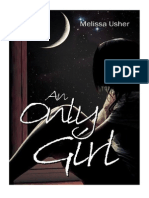 An Only Girl by Melissa Usher