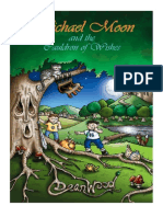 Michael Moon And The Cauldron Of Wishes by Dean Wood