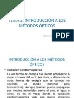 Introduccion a Los Metodos Opticos. Tema 2