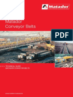 MATADOR Conveyor Belts Full En
