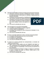 Drept Proc.pen. Teste - Cristus, Damian - Extras