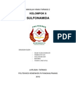 Sulfonamida Poltekes Kemenkes Ri