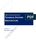 6 TechnicalSystemsArchitecture DISTRIBUTE-Nov 2012