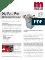 USA 2010 DigiFold Pro Data Sheet