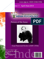 The International Journal of Indian Psychology-Volume 1-Issue-3