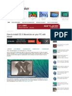 How to install OS X Mavericks on your PC with Niresh.pdf