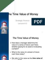 Strategic Finance Lecture 3