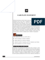 Understanding the CAshFlow