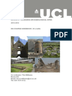 Managing Archaeological Sites