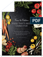 Julie Kendrick for MN Meetings + Events -- Farm to Table