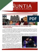 NUNTIA - Avril 2014 (Français)
