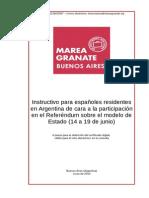 Instruct Ivo para residentes en Argentina
