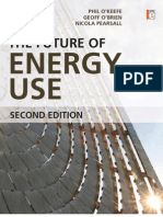 Nicola Pearsall - The Future of Energy Use