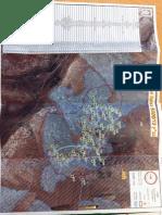 מפת מאחז אביגיל - סוגר על אדמות פלסטיניות משני הכיוונים