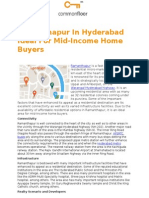 Ramanthapur in Hyderabad Ideal for Mid-Income Home Buyers
