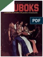 Dzuboks No.006 1975