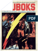 Dzuboks No.007 1975