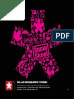 SnowSkool Brochure 2011