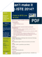 ISTE Virtual