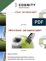 Cognity Kurs VBA - pętle.pptx