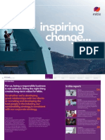 Inspiring change...Mitie Group plc Sustainability Report 2014