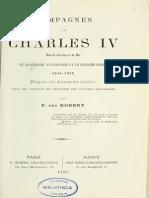Campagnes Charles IV (1634-37)